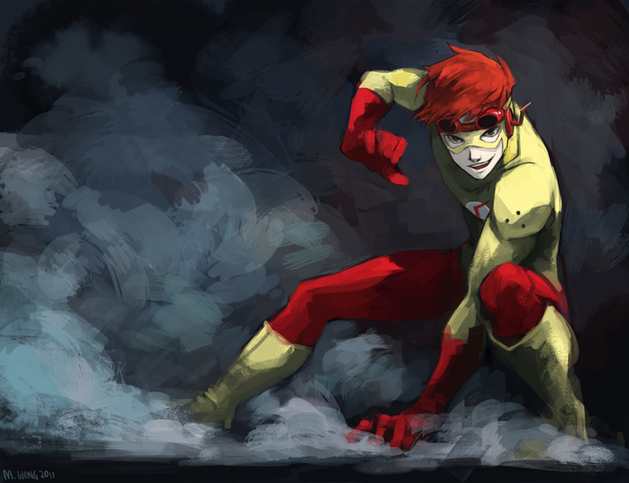Kid Flash - DC Continuity Project
