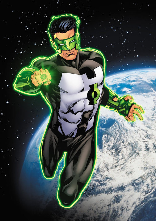 Green Lantern - DC Continuity Project